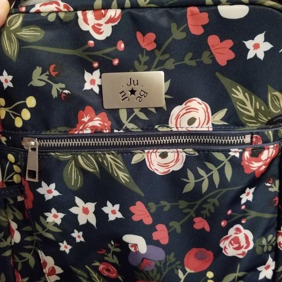 8c2758f81feb Ju-Ju-Be Handbags - Ju Ju Be Ballad Backpack Diaper Bag - gently